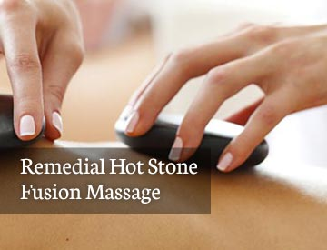 remedial hot stone massage